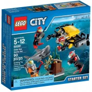 LEGO® City Set pentru începători: În largul marii 60091