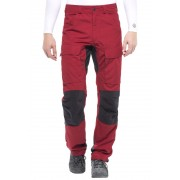 Lundhags Authentic - Pantalon - short rouge 50 Pantalons