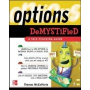 Options Demystified by Thomas A. McCafferty