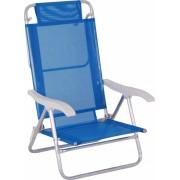 Cadeira Sol de Verão Azul 6 posições - Mor