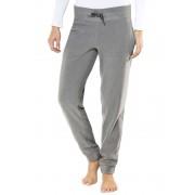 The North Face 100 Glacier Pantaloni lunghi Donne Regular grigio XS Pantaloni di lana e pile