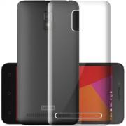 Lenovo A6600 Plus / A6600 + Case Soft Back Cover ,Lightweight,Shock Absorbing Transparent Soft Back Case Cover