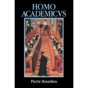 Homo Academicus by Pierre Bourdieu
