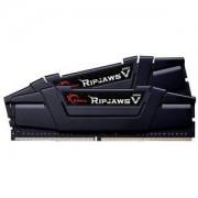 Mémoire RAM G.Skill RipJaws 5 Series Noir 32 Go (2x 16 Go) DDR4 3333 MHz CL16 PC4-26600 - F4-3333C16D-32GVK