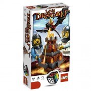 LEGO Lava Dragon - Juego de tablero (Multi)