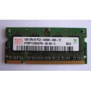 Hynix - Mémoire - 1 Go - DDR2 - SO DIMM 200 Broches - 800 MHz - PC2-6400S
