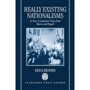 Really Existing Nationalisms by Erica Benner