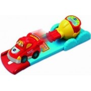 Jucarie bebelusi Vtech Toot Toot Drivers Press and Go Launcher