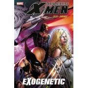 Astonishing Xmen - Volume 6: Exogenetic by Warren Ellis