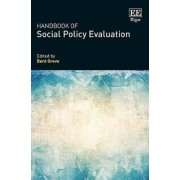 Handbook of Social Policy Evaluation by Professor Bent Greve