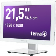 "Wortmann AG TERRA 2211wh GREENLINE 3.2GHz i5-6500 21.5"" 1920 x 1080pixels Touchscreen White All-in-One PC"