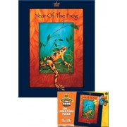 Our Planet Series; The Frog 500 Piece Large Floor Puzzle