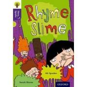 Oxford Reading Tree Story Sparks: Oxford Level 11: Rhyme Slime by Ali Sparkes