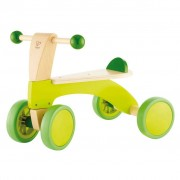 Hape Scoot Around E0101 Cavalcabile a 4 ruote per bambini