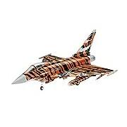 Revell 03970 - Model Kit 1: 144 Scale Eurofighter Bronze Tiger