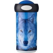 Schoolbeker Animal Planet Mepal wolf