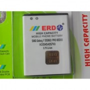 100 % ORIGINAL ERD BATTERY FOR SAMSUNG GALAXY Y S5360 S5380 PRO B5510 EB454357VU MOBILE WITH BILL SEAL PACK & 6 MONTHS MANUFACTURER WARRANTY