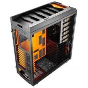 Boîtier PC Aerocool XPredator Evil Black Edition noir / orange, détail 6x 5,25 externe, 1x 3,5 pouces externe, 6x interne de 3,5 pouces E-ATX, XL-ATX ATX 10