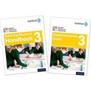 Numicon: Number, Pattern and Calculating 3 Teaching Pack by TONY WING
