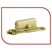 Доводчик дверной Нора-М №3S 80кг Gold 4996