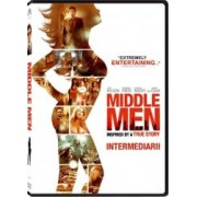 MIDDLE MEN DVD 2009
