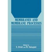 Membranes and Membrane Processes by Enrico Drioli