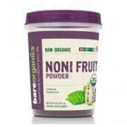 BareOrganics NONI FRUIT POWDER (Raw-Organic) (8oz) 227g