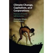 Climate Change, Capitalism, and Corporations by Daniel Nyberg