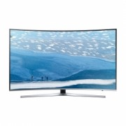 Samsung 55KU6672 - Televizor LED Curbat Smart, 138 cm, 4K Ultra HD