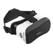Auvisio Lunettes de réalité virtuelle V6 pour smartphone avec commandes Bluetooth