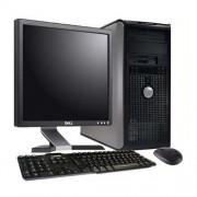 Dell 580 4gb ddr3 500gb x2 tower hdmi+ 17inch lcd