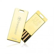 USB kľúč 16GB Transcend JetFlash T3G, Golden