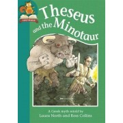 Theseus and the Minotaur: Level 2 by Laura North