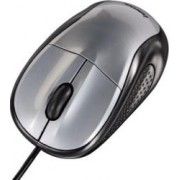 Mouse Optic Hama AM100 Silver