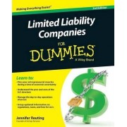 Limited Liability Companies For Dummies by Jennifer Reuting