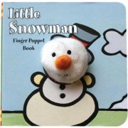 Little Snowman Finger Puppet Book by Image Books