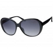 Grote dames zonnebril zwart model 0565