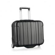 Zwarte koffer handbagage formaat