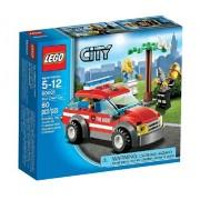 Lego City Fire Chief Car Building Set