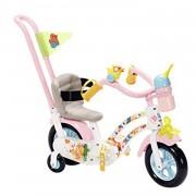 Zapf Creation 823699 Baby Born Vélo Play&fun