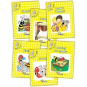 Jolly Phonics Readers, Inky & Friends, Level 2 by Sara Wernham