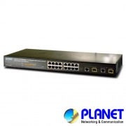 SWITCH CU 16 PORTURI SI 8 POE PLANET FGSW-1828PS
