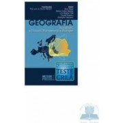 Geografia Romaniei a UE si a Europei teste grila - Silviu Negut