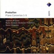 S Prokofiev - Piano Concertos1-5 (0825646169429) (2 CD)