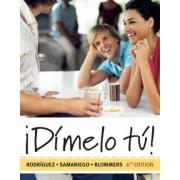 Dimelo Tu! by Fabian A. Samaniego