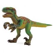 Schleich Vintage Velociraptor Figure