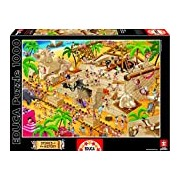 Educa 16345 - Ancient Egypt - 1000 pieces - Stories of the History Puzzle