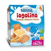Nestle Baby Iogolino cereale si biscuiti 4*100g