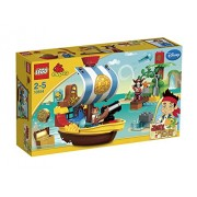 Lego Duplo Jake's Pirate Ship Bucky