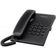 Telefon Fix Panasonic KX-TS500FXB (Negru)